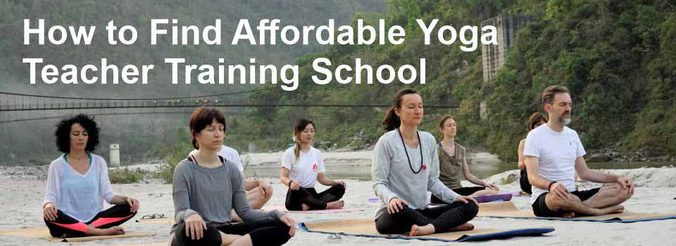 How to Find Affordable YTT School
