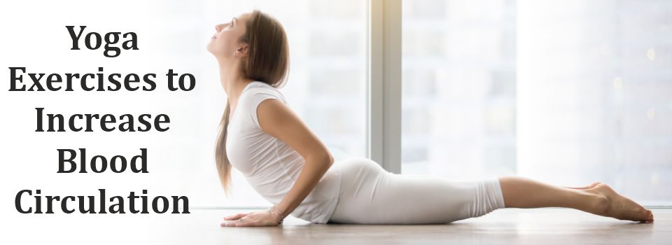 Yoga Exercises to Increase Blood Circulation
